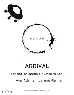 "If you want to enjoy watching a great movie about translation/translators, we recommend you watch ""Arrival"". Translation needs a human touch… 🎬🎥 ... Tell us other great movies that revolve around translations/translators! 🍿 #oryxtranslation #translation #emirates #Dubai #Bahrain #Kuwait #Saudiarabia #Killercopy #MyUAE #MyDubai #business #xl8 #t9n #l10n #g11n #linguistics #translatorslife #film #tv #camera #cinema #moviefacts #Arrival #movieposters #hollywood  #ترجمة #ترجمات #لغات #أفلام…"