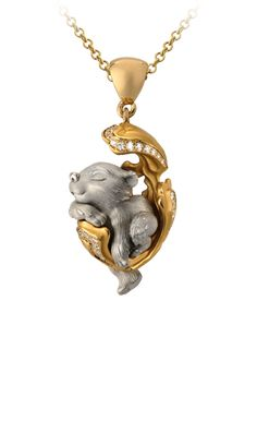 Magerit - Dreams Collection: Necklace Dream Bear