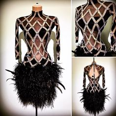 Lovely dress for competition season!