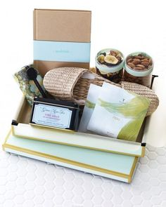 """See the """"Spa-Themed Welcome Gift"""" in our Personalizing Your Destination Wedding gallery"""