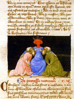 Medieval Alchemy Images - Aurora Consurgens