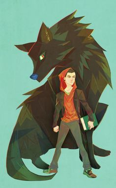 Teen Wolf- Stiles & Derek
