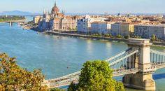 Budapest. 4 días y 3 noches. 315 euros.