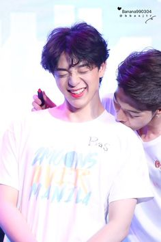 Only Gxxod can make him smile that big🐸 2moons The Series, 2 Moons, Love Yourself First, Asian Boys, Boys Who, Photo Credit, Cute Couples, Fangirl, Actors