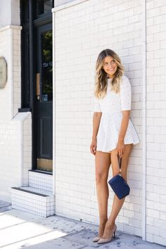 Abril Playsuit worn by Elle Ferguson from TheyAllHateUs | www.graceloveslace.com.au