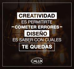 Permítete explorar nuevas ideas y deja salir tu creatividad en cada proyecto. #Frases