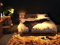 MASTERWAL / マスターウォール LUNA BED #interior #furniture #home #idea #beroom #cozyhome #インテリア #家具 #ベッドルーム Room Interior, Bedrooms, Furniture, Home Decor, Decoration Home, Room Decor, Bedroom, Home Furnishings, Home Interior Design