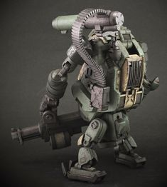 oritoy 2015年5月發售: Action Figure《ACID RAIN WORLD》Laurel Marine US$90