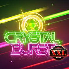 Play Crystal Burst XXL at 18bet! Online Casino Games, Casino Bonus, Neon Signs, Adventure, Play, Logo, Crystals, Logos, Crystal