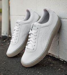 Puma Star: White