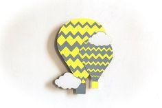 Nursery night light Air balloon night light Wall night light | Etsy Cloud Night Light, Nursery Night Light, Air Balloon, Balloons, Water Based Acrylic Paint, 9 Volt Battery, Phillips Screwdriver, Playroom, Kids Toys
