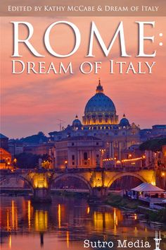 Rome travel tip: there are many terrific apps for visiting Rome. One is the Dream of Italy's Rome app, which is an excellent resource for planning your trip to the Eternal City. Check out our compilation of Rome apps at http://pinterest.com/spanishstepsapt/rome-apps/