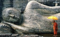 Polonnaruwa - quite simply the islands finest collection of ancient sinhalese art and architecture