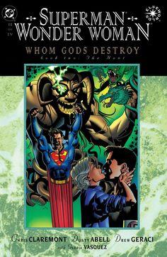 Superman/Wonder Woman: Whom Gods Destroy #2 Preview