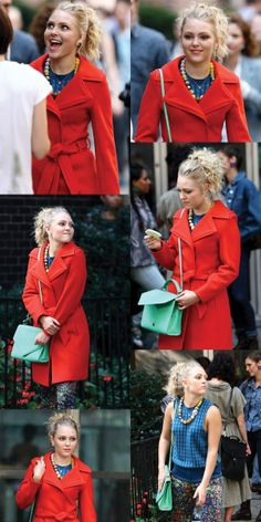 Carrie Diaries in Margaret Elizabeth