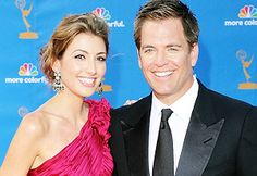 Michael Weatherly announces his daughter's birth!