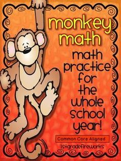 Math for the Entire YEAR!Math Skill  Cards aligned to CCSS20 skills for Grade 1Cards for Bulletin Board display.Print cards, place in pockets, attach to wall.Student printables for accountability.