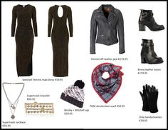 We love autumn! Need some outfit inspiration during autumn? Click here.. http://www.iammode.nl/en/i-must-love-autumn/