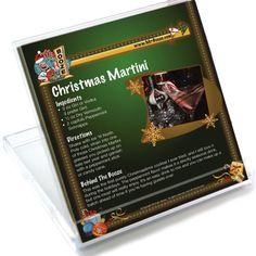 Christmas Drink Deck  #momselect and #yoursantastory #9