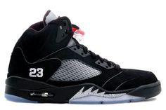 Nike air Jordan 5´s.