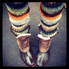 #nana #knits Bean Boots, Knits, Management, Platform, Knitting, Instagram, Style, Swag, Tricot