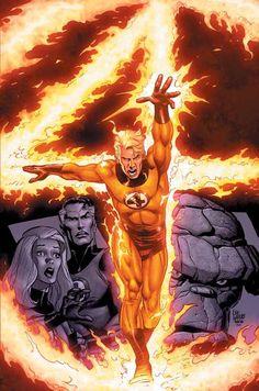 Fantastic Four by Lee Weeks [©2006-2016]