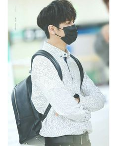 Chanwoo GMP airport ♡ iKON ♡ #iKON_Chanwoo #AirportFashion