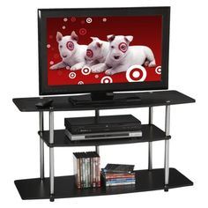 3 Tier Entertainment TV Stand