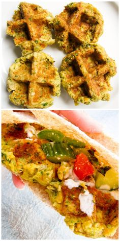 Falafel | 17 Unexpected Foods You Can Cook In A Waffle Iron