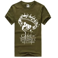fb62565cb5 Game of Thrones Crown of thorns T-shirts For Mens Crown Of Thorns, Shirt