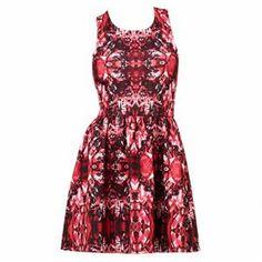 Sportsgirl: Kaleidoscope Dress.