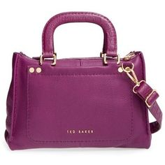 Ted Baker London Leather Tote
