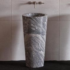 x inches 650 lbs Carved from a single block of stone. View more materials here.