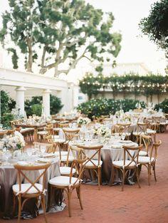 Photography : Bryan N. Miller Photography Read More on SMP: http://www.stylemepretty.com/california-weddings/la-jolla/2016/04/09/elegant-la-jolla-wedding-full-of-sparkling-neutrals/