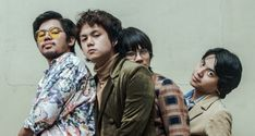 IV of Spades is ready to boogie - Young Star Gabriel, Band Wallpapers, Iphone Wallpapers, King Of Spades, Happy Pills, Aesthetic Boy, My Boyfriend, Cool Photos, The Unit