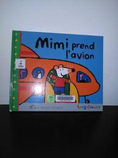 Mams De Deux Bambinos: Chut les enfants lisent : Mimi prend l'avion