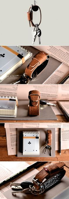 #hardgraft Key Belt