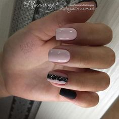 Elegant Gel Nail Art Designs for 2019 - style you 7 Gorgeous Nails, Love Nails, Fun Nails, Stylish Nails, Trendy Nails, Classy Nails, Milky Nails, Gel Nail Art Designs, Nagel Gel