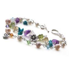 Turquoise Cove Bracelet - silver bracelets - Silver by Mail Website