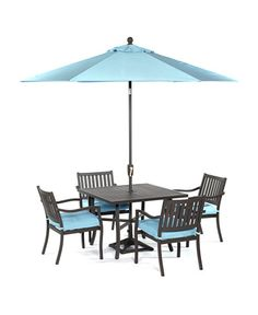 Garden Oasis Harrison 5 Piece Cushion Dining Set   Tan | Projects To Try |  Pinterest | Garden Oasis, Dining And Balconies