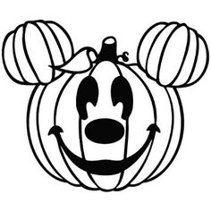Disney loves to celebrate Halloween and so does their most famous character, Mickey Mouse. There are tons of Mickey Mouse Halloween decorations available for sale, plus lots of interesting collectibles from years past. Halloween is all about fun and. Halloween Vinyl, Halloween Rocks, Halloween Pumpkins, Halloween Cans, Halloween Decorations, Halloween Party, Mickey Mouse Pumpkin, Mickey Mouse Halloween, Disney Diy
