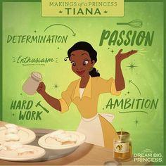 Images of Tiana from The Princess and the Frog. Film Disney, Disney Magic, Disney Art, Disney Wiki, Black Disney Princess, Disney Princess Quotes, Princess Merida, Tangled Princess, Frog Princess