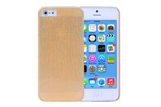 Wood Grain Pattern Snap-on Hard Plastic Protector Cases for iPhone 5s & iPhone 5 | Lagoo Tech