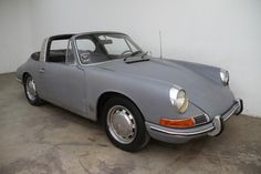 1968 Porsche 912 Soft Window Targa – chassis #12870125 and engine #741648. Soft Window Targas are getting harder and harder to find and nearly extinct. This particular vehicle has only had two previous owners, with its most recent owner being since 1970. It has also been an original California car since new. If you have any additional questions Please call 310-975-0272 or email us at sales@beverlyhillscarclub.com with any questions!