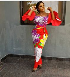 Iro n Buba can never go out of style and ladies are doing justice to this retro fashion statement! Iro n Buba is fun to wear and the vibrancy of…