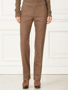 Seth Merino Wool Pant - Collection Apparel Pants - RalphLauren.com