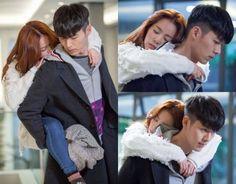 Hyun Bin gives Han Ji Min a piggyback ride in stills from 'Hyde Jekyll, Me' | allkpop