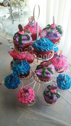 Frozen ❄ Cupcakes!