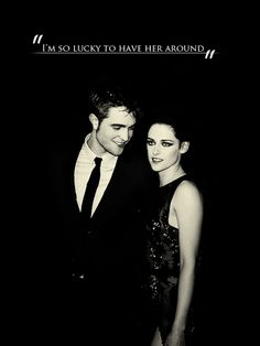 Quote from Rob at last night's BD premiere