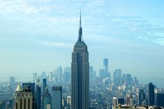 View from Top of the Rocks, New York City